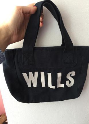 Сумка jack wills