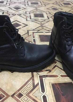 Мужские стильные ботинки braska