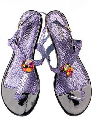 Стильные открытые сандалии plato, р-ры 37, 41