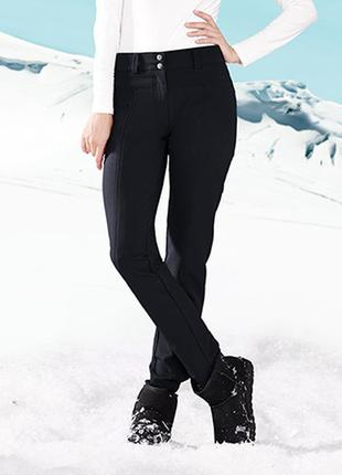 Спортивные брюки - термо - сезон - деми-зима - tchibo, германия - р. 48-50 укр.