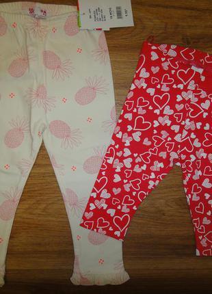 Фирменные леггенсы, лосины, бриджи штаны джинсы на девочку р. 62-82