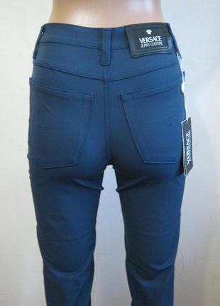 Итальянские брючные джинсы
