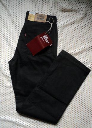Утепленные джинсы-брюки levis 630, w31,32,33,34,38 l34, турция, демисезон