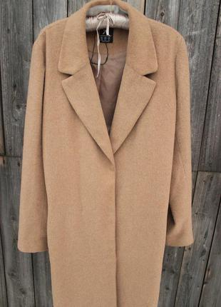 Супер пальто бойфренд, oversize atmosphere
