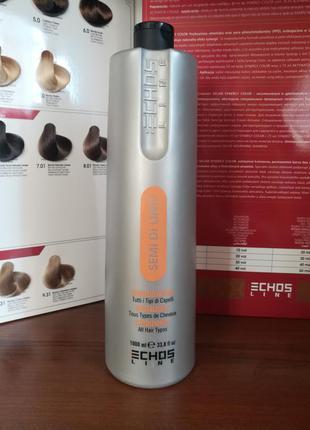 Echosline бальзам с экстрактом семян льна 1 л