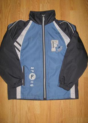 Весняна куртка на 110-116см