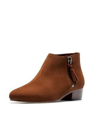 Massimo dutti женские полуботинки, устойчивый невысокий каблук , оригинал