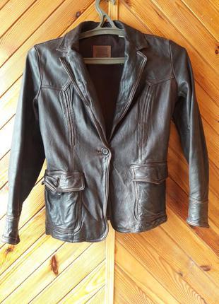 Куртка кожа 100%