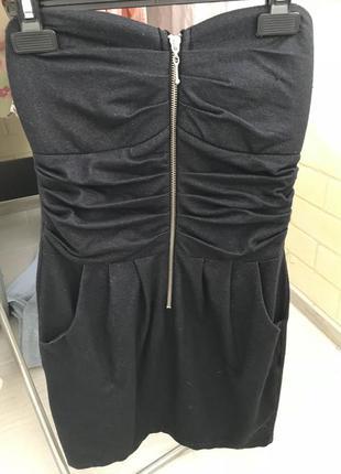 Платье-бюстье amisu