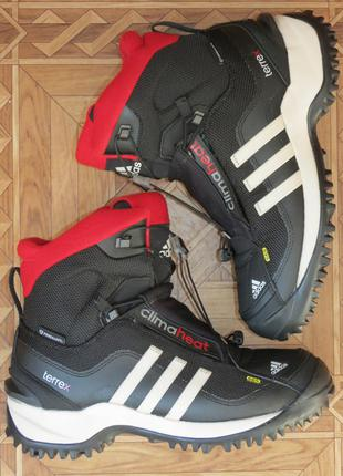 Зимние ботинки adidas terrex conrax climaheat(оригинал)р.38.5
