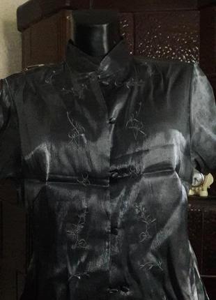 Нарядная блузка производства италии