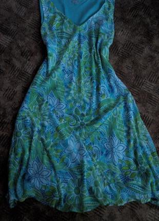 Платье 52 54 размер длинное нарядное принт бюстье футляр большой размер
