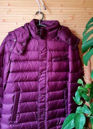 Очень теплый пуховик куртка promod германия
