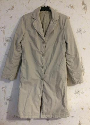 Женское пальто zara basic