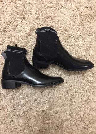 Ботинки зара