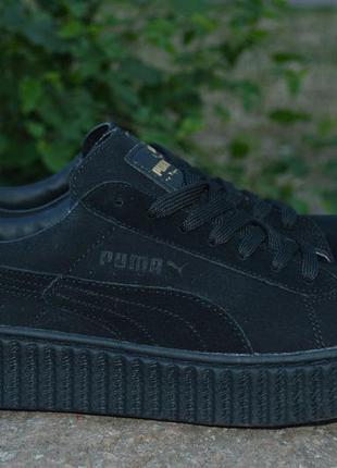 Криперы puma by rihanna 41-45 мужские замша кроссовки, цена - 550 ... b1d8ecf0bde