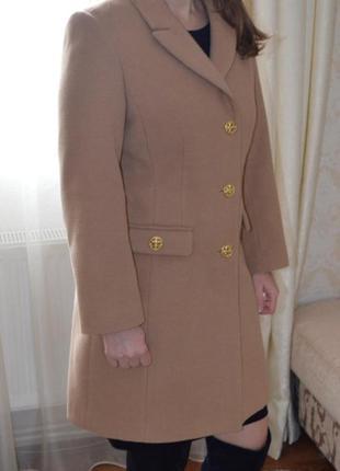 Пальто осень кашемир м 10 38 festa