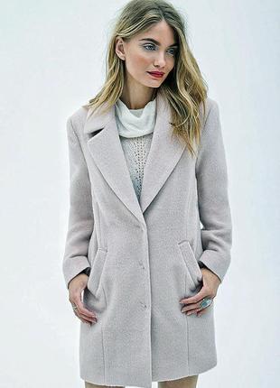 Стильное пальто forever21 новое