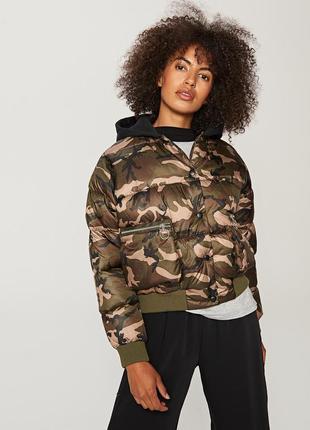 Новая куртка reserved