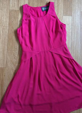 Яркое стильное платье giacomo