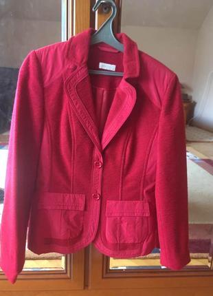 Новая итальянская куртка-пиджак