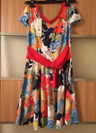 Супер летнее платья
