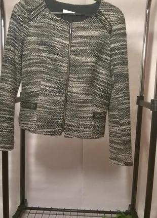 Женский жакет, легкая куртка promod р-р 38