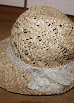Соломляна шляпа , капелюх