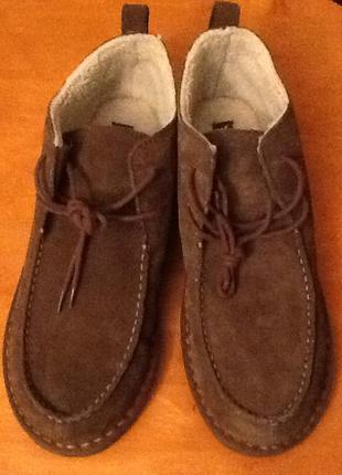 Новые американские ботинки american eagle 45 (31) на широкую ногу