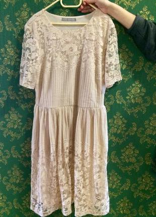 Платье миди marks&spenser