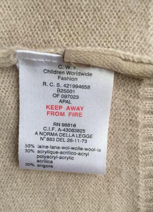 c8ee6658e1cf Жилетка burberry шерсть с ангорой,размер-10 м Burberry, цена - 300 ...