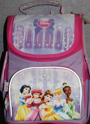 Рюкзак kite кайт школьный каркасный ранец 501 princess. новый! девочке 1-4 кл