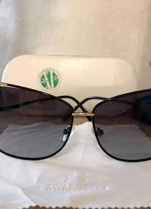 Солцезащитные очки swarovski! оригинал!