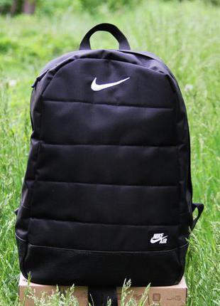 Спортивный рюкзак с кожаным дном