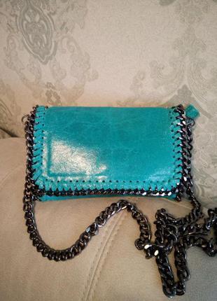 Роскошная сумочка borse in pelle