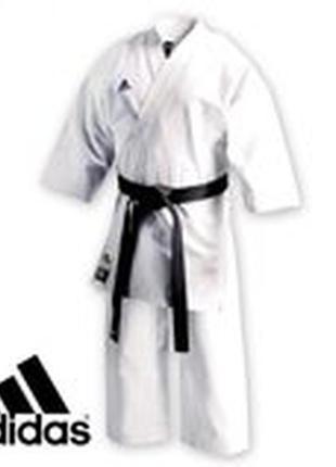 Adidas кимоно k200 рост 170 см  кимоно для карате серии adidas