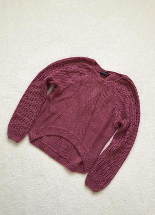 Вязаный свитер, в'язаний сведр