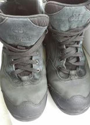 Демисезонные ботинки timberland 38р.