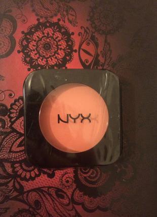 Румяна nyx high definition blush