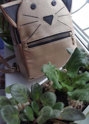 """Рюкзак handmade """"котейка"""""""