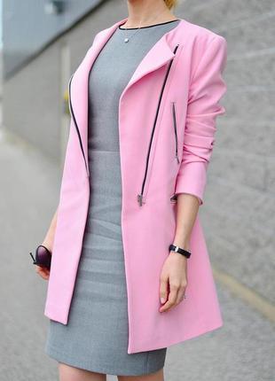 Крутое пальто косуха