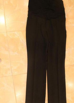 Классические брюки для беременных new look maternity