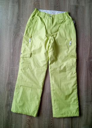 Теплые зимние лыжные штаны