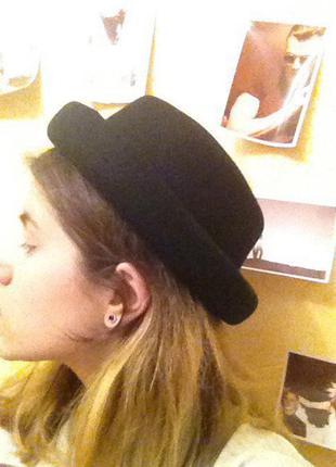 Крутая фетровая шляпа asos