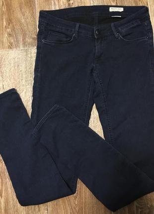 Скинни/темные джинсы/скини h&m