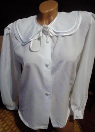Блуза белая для ребенка