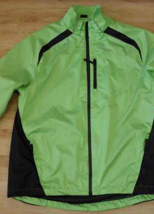 Куртка-ветровка muddyfox, размер xl.