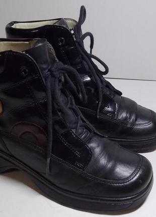"Деми-ботинки "" lurchi"" на маленькую леди!31р(ст. 20,5 см) германия!1"