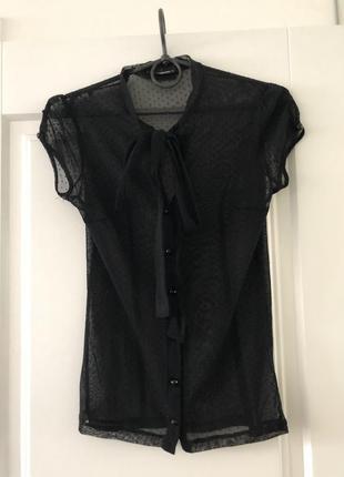 Блуза сетка xs-s