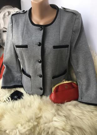 Стильный пиджак кардиган в стиле шанель , chanel